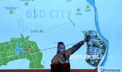 BSD akan Bangun 'Silicon Valley' Ala Indonesia