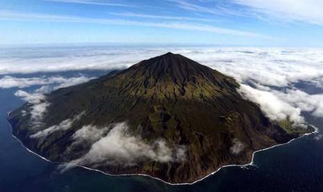 Ini Pulau Terpencil di Dunia