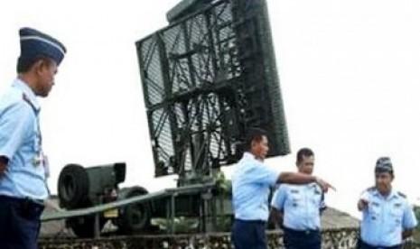 Radar yang dimiliki TNI-AU