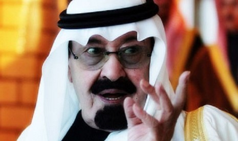 Raja Abdullah Copot Mendagri Saudi
