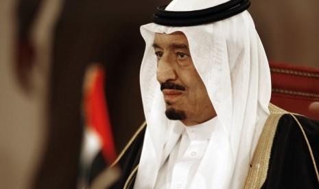 Raja Salman Kutuk Serangan Teroris di London