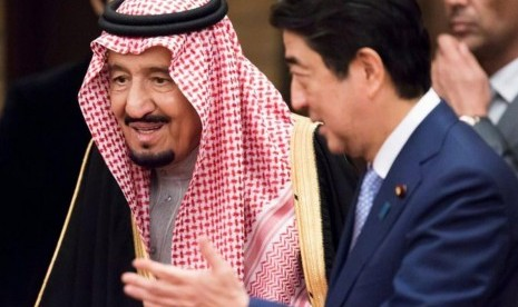 Pengalaman Penerjemah Raja Salman di Jepang