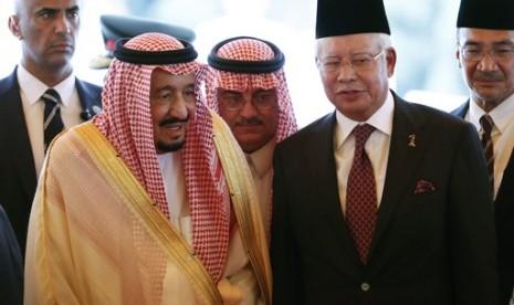Malaysia Mulai Bahas Pembangunan Pusat Perdamaian Global Raja Salman