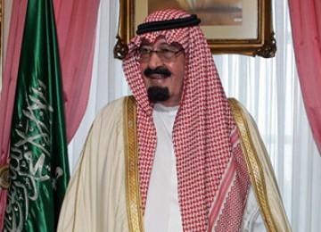 Raja Arab Saudi Abdullah bin Abdul Aziz