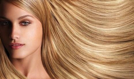 Rambut sehat/ilustrasi
