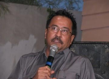 REPUBLIKA : Rano Karno Luncurkan Film 'Menembus Lorong Badak'