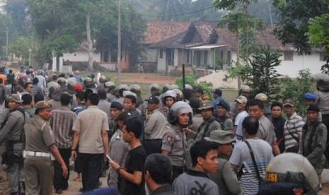 Ditetapkan, Tiga Tersangka Kerusuhan Lampung Tengah