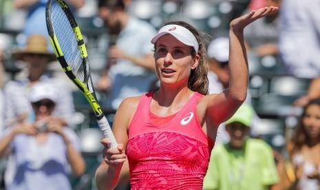 Konta akan Menghadapi Venus Willams pada Semifinal Miami Terbuka