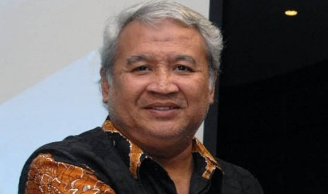 Rector of ITB, Akhmaloka (file photo)