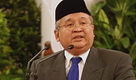 Rektor Institute Teknologi Bandung Prof Akhmaloka.