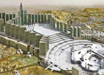 Rencana pembangunan Mekah di masa depan