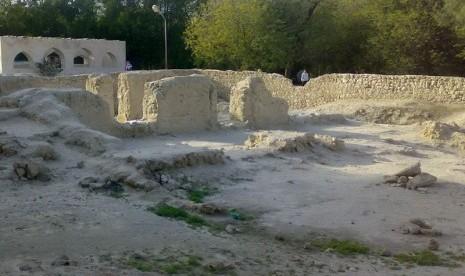 Reruntuhan Masjid Juwatsa