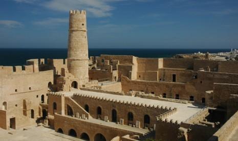 Benteng Bersejarah di Tunisia (1)
