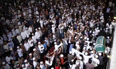 Masjid Raya Bogor Gelar Pelatihan Jenazah