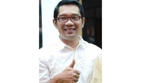 Ridwan Kamil Mengaku Bingung tak Punya Duit Buat Kampanye Cagub