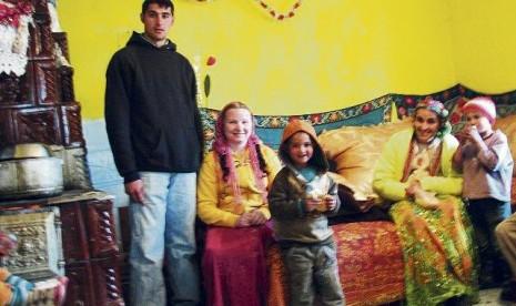 Rifca Stanescu, Nenek Termuda Dunia