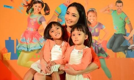 Ririn Dwi Ariyanti tak Mau Kehilangan Momen Bersama Anak