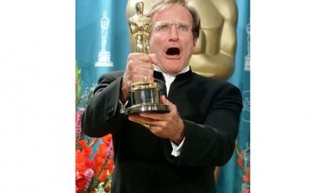 Inilah Film Terbaik yang Dibintangi Robin Williams