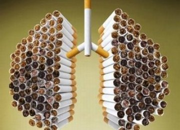 Rokok, salah satu penyumbang tertinggi penyebab kematian. (ilustrasi)