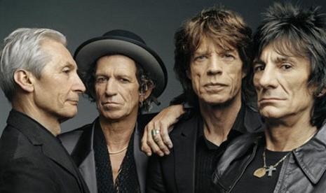 Gitaris Rolling Stone Operasi Paru-Paru