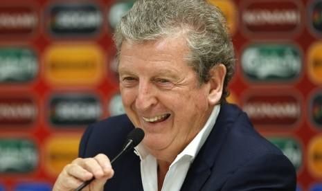 Inggris Masih 100 Persen, Hodgson: Ini Hasil Kerja Keras