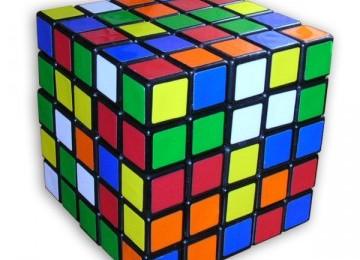 Cara Rubik Tandingi Tiruan Cina