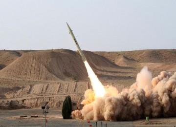 Rudal Fateh-110 versi terbaru diujicoba