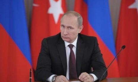 Russia's President Vladimir Putin (file photo)