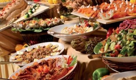 Cicipi kuliner otentik turki di hotel borobudur, waktu terbatas