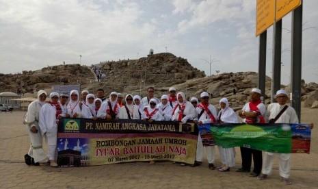 Agar Lebih Fokus  Layani Jamaah Umrah, Naja Tour Batasi  125 Orang Per Kloter