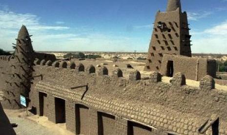 Timbuktu, Kota Legenda Islam di Afrika Barat (1)
