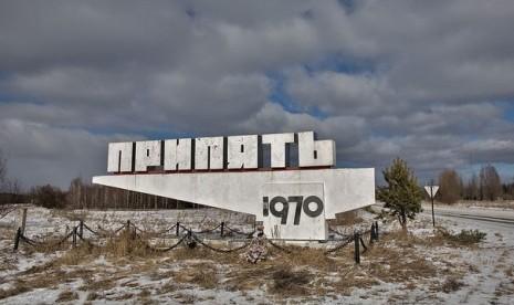 Hii, Inilah Kota Mati Chernobyl Itu Kini