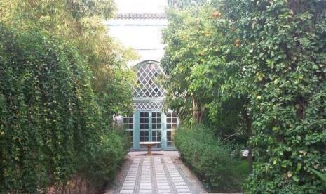 Istana Al-Bahia, Mutiara di Kota Marrakech (3)