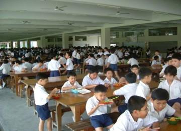 Kantin Sekolah Belum Penuhi Kebutuhan