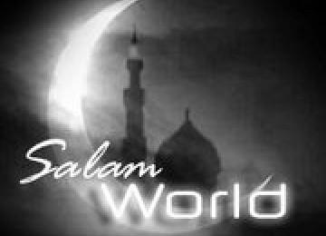 Salam World (ilustrasi)