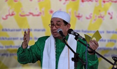 Ketua Majelis Syuro Partai Keadilan Sejahtera (PKS) Salim Segaf Aljufrie
