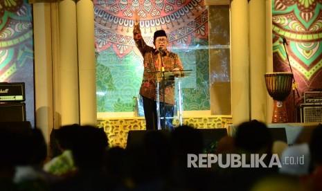 Aher Paparkan Pembangunan Jawa Barat di Seminar PPI Leeds Inggris