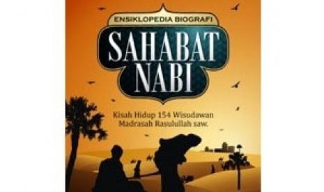Sul depan buku ensiklopedia biografi sahabat nabi