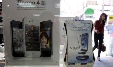 Biaya Pemasaran Samsung Rp 111 triliun !