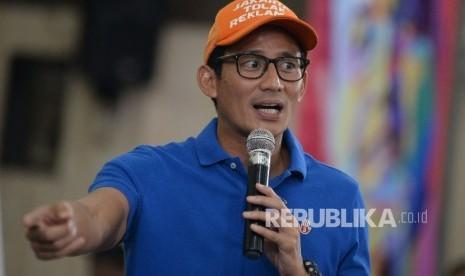 Sandiaga Sebut Bogor 'City of Runner'