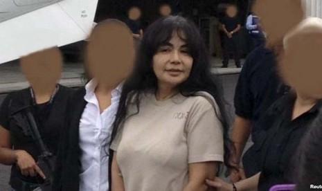 Sandra Avila, ratu narkoba Meksiko