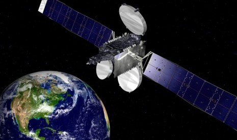 TV Iran Diblokir Intelsat, atas Perintah AS