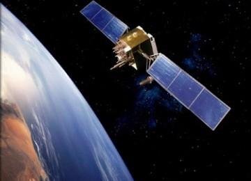 Satelit Telkom-3 Ilustrasi