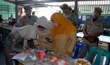 56 Orang Terjaring Razia Identitas di Pekanbaru