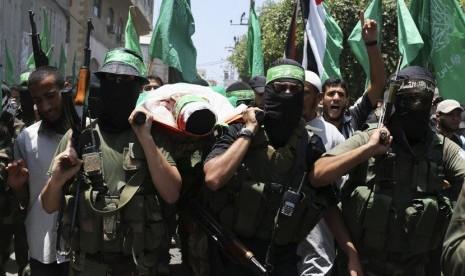 Sayap militer Hamas