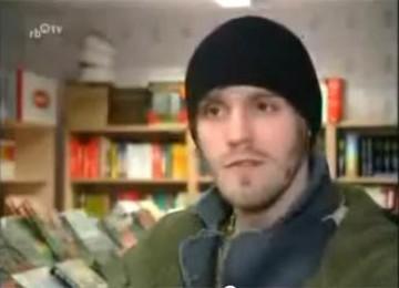 Sayed Man, Si Gangster Itu Pun Menangis Saat Mendengar Al Quran