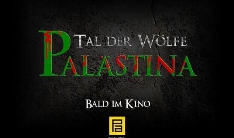 Sebuah film tentang Palestina (ilustrasi)