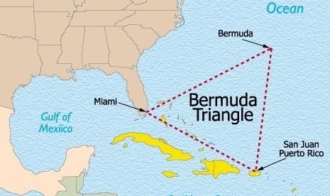 Misteri Dajjal di Segitiga Bermuda