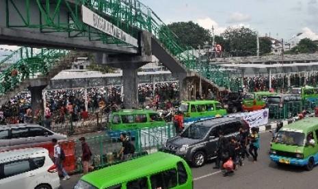 Rerouting Angkot Bogor Resmi Diluncurkan