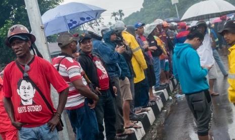 Organisasi Buruh Tambang Internasional Surati Jokowi Soal Freeport